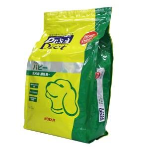[準療法食 犬用] Dr'sDiet ドクターズダイエット 犬用 パピー 3kg