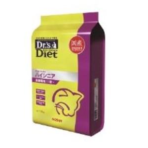 [準療法食 猫用] Dr'sDiet ドクターズダイエット 猫用 ハイシニア 1.5kg