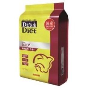 [準療法食 猫用] Dr'sDiet ドクターズダイエット 猫用 シニア 1.5kg