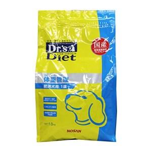[準療法食 犬用] Dr'sDiet ドクターズダイエット 犬用 体重管理 1.8kg