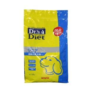 [準療法食 犬用] Dr'sDiet ドクターズダイエット 犬用 シニア 1.8kg