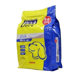 [準療法食 犬用] Dr'sDiet ドクターズダイエット 犬用 シニア 3.8kg
