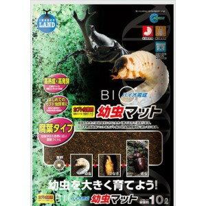 マルカン バイオ育成幼虫マット 10L M-705