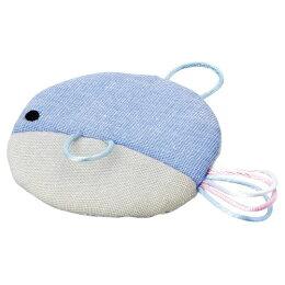 マルカン猫おもちゃひんやりまんまるくじらCT-495
