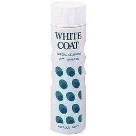 【期間限定特価】ニチドウ ミラクル ホワイトシャンプー (白毛犬用) 400mL