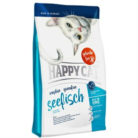◇HAPPY CAT(ハッピーキャット) センシティブ グレインフリー シーフィッシュ 300g