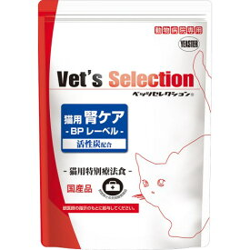 イースター Vet's Selection ベッツセレクション 猫用 腎ケア BPレーベル (ビーフプロテイン) 1.5kg
