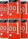 送料無料 オカモト(株) [6個セット]オカモト ゼロワン 0.01ミリ 3個入り×6個 ●翌日配達「あす楽」対象商品●…