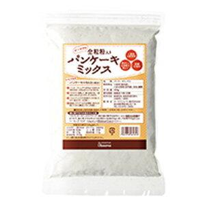 【お買上特典】オーサワの全粒粉入りパンケーキミックス 400g