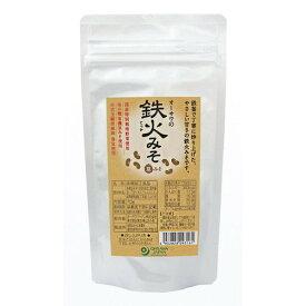 【お買上特典】オーサワの鉄火みそ(豆みそ)袋入り(70g)【オーサワジャパン】