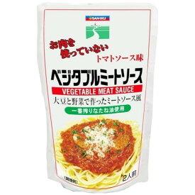 【お買上特典】ベジタブルミートソース 180g【三育】