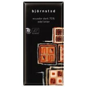 【お買上特典】OGチョコレート・エクアドルダーク70% 100g ※冬季限定品【bjornsted】