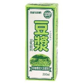 【まとめ買い価格】豆ジャン (200ml ×24本セット)【マルサン】