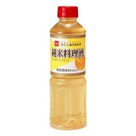 【最大57倍!25日限定!全商品ポイント+9倍】純米料理酒 (500ml) 【健康フーズ】