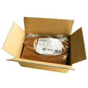 業務用 ジロロモーニ 全粒粉デュラム小麦 有機スパゲッティ (5kg) ※「キャンセル不可、3箱以上で重量加算あり」【創健社】※荷物総重量20kg以上で別途料金必要