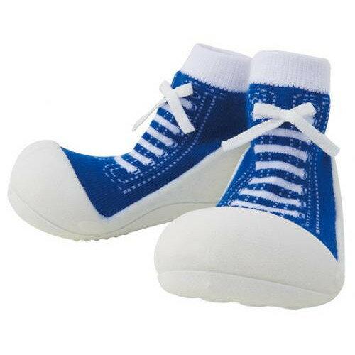 Baby feet Sneakers-Blue スニーカーズブルー (12.5cm)※送料無料(北海道、沖縄、離島除く)※ラッピング200円熨斗170円必要【楽ギフ_包装】【楽ギフ_のし】【ベビーシューズ】