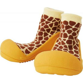 Baby feet Animal-Giraffe(12.5cm)※送料無料(一部地域を除く)※ラッピング200円熨斗170円必要【楽ギフ_包装】【楽ギフ_のし】【ベビーシューズ】