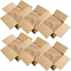 おがくず なら くぬぎ 広葉樹 庭 おが屑 【大容量】未乾燥 スモークウッド スモークチップ 燻製 クワガタ カブトムシ ペット 寝床 床材 敷材  55L×6箱