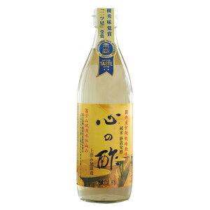 【お買上特典】心の酢(純粋米酢)500ml【オーサワジャパン】