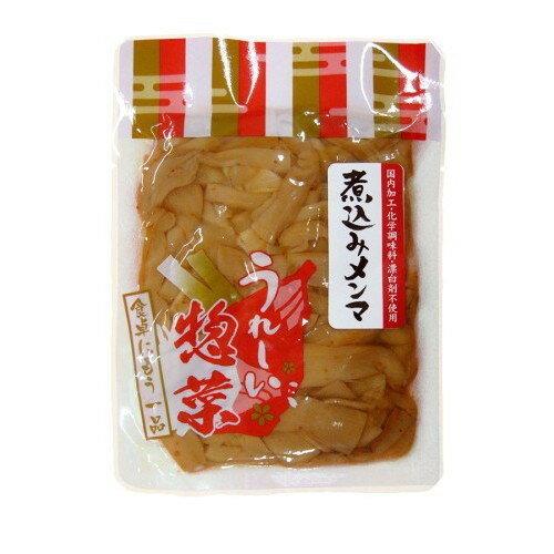 【お買上特典】マルアイ食品 煮込みメンマ 80g 【化学調味料・漂白剤不使用】