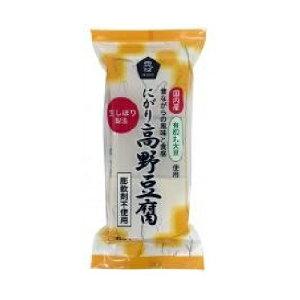 【お買上特典】 有機大豆使用 にがり高野豆腐 (99g)6枚入り 【ムソー】