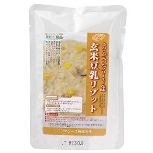 【お買上特典】玄米豆乳リゾット 180g【コジマ】