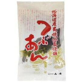 【お買上特典】山清 北海道産有機小豆使用つぶあん 200g