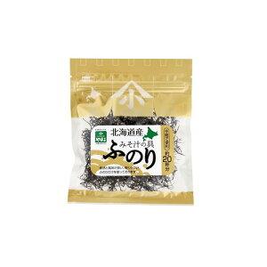 北海道産みそ汁の具ふのり 8g 【山小 小林食品】