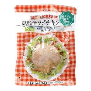 サラダチキン(長ネギ&生姜) 100g 【ウチノ】