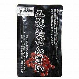 【お買上特典】五穀黒ぜんざい (180g) 【東京フード】※秋冬限定商品
