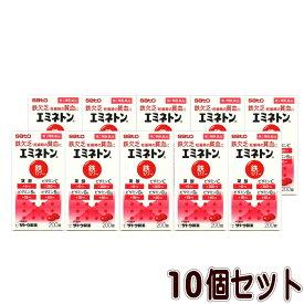【第2類医薬品】エミネトン(200錠)【10個セット】(4987316006215-10)