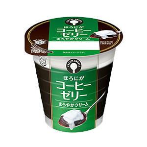 メグミルク CREAM SWEETS コーヒーゼリー 110g 10個