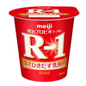 明治 プロビオヨーグルトR-1 112g 12個 / meiji r-1 R1 アールワン ヨーグルト カップ まとめ買い 食べる 乳酸菌 食品 健康食品 健康 美容 ダイエット