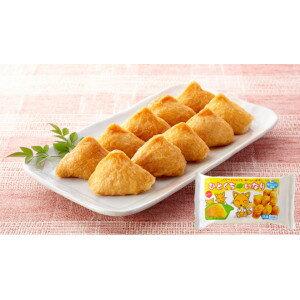 奈良コープ産業 冷凍手作りひとくちいなり10個入 1袋