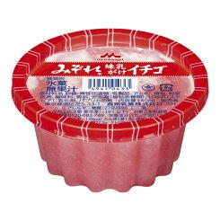 森永練乳がけイチゴ140ml