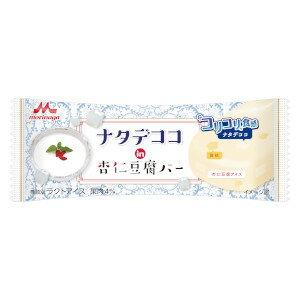 森永 ナタデココin杏仁豆腐バー80ml 24本【送料無料】【アイス専用梱包】
