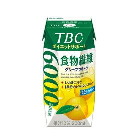 森永乳業 TBC ダイエットサポート食物繊維 200ml 24本