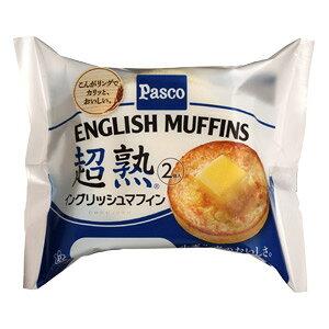 【バラ売】パスコ 超熟イングリッシュマフィン2個入