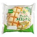 【バラ売】パスコ サクふわっメロンパン