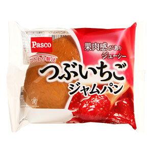 【バラ売】パスコ つぶいちごジャムパン