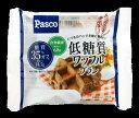 パスコ 低糖質ワッフル ブラン 10袋