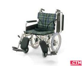車椅子 車いす 介助式車椅子 カワムラサイクル KA816-38・40・42ELB-SL アルミ製車いす 【アルミ製車椅子】 【プレゼント 贈り物 ギフト】【介護】