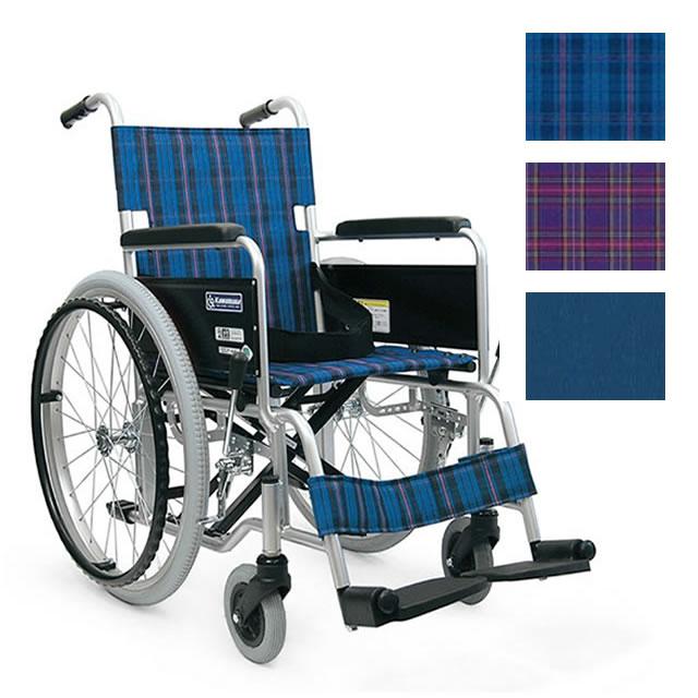 車椅子 車いす 自走式車椅子 カワムラサイクル KA102-40・42 アルミ製車いす 【アルミ製車椅子】 【敬老の日】 【プレゼント】