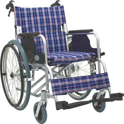 ◎【車椅子車いす】【ノーパンクタイヤ】【送料無料】【軽量】【折り畳み】アルミ製車いす/自走式車椅子CUYFWC-980(CUYFWC-980BKDRの後継機種です)【アルミ製車椅子】【smtb-s】