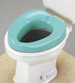 トイレ 高さ調節 安寿 ソフト補高便座 #5 アロン化成