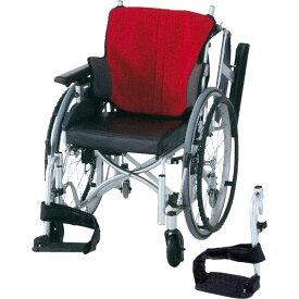 車椅子(車いす) 座王 【日進医療器】 【NA-506W】 【プレゼント 贈り物 ギフト】【介護】