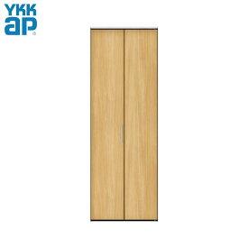 クローゼット折戸 TA スリム枠仕様 07220(w733mm×h2033mm)ラフォレスタ YKKap 室内建具 建具 室内建材 収納 扉 リフォーム DIY