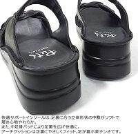 送料無料コンフォートを兼ねたカジュアルシューズサマーシューズレディースPUT'Sプッツ4117メードインジャパン日本製22.0-24.5cm3E18szz