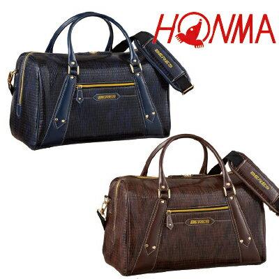 【がんばるべ岩手】【HONMA】ホンマ ゴルフ BB-1815 ボストンバッグ ボストンバック