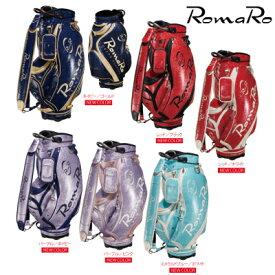 RomaRoロマロ ゴルフPRO MODEL CADDIE BAG 9.5 新カラー キャディバッグ キャディバック ゴルフバッグ ゴルフバック